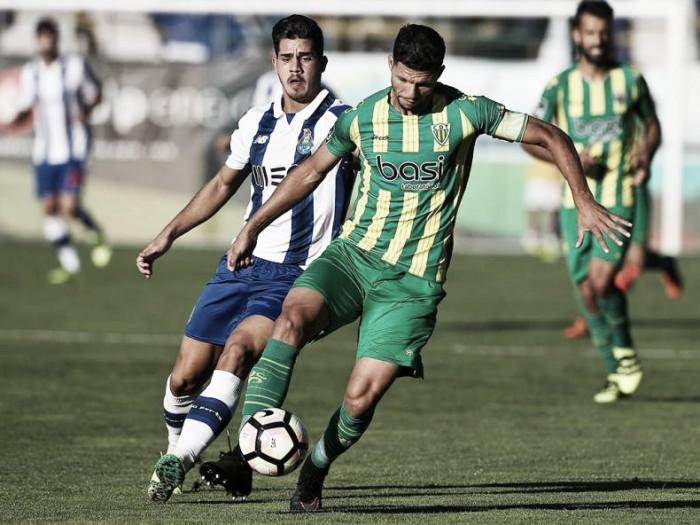Tondela x FC Porto: Forte, mas não o suficiente