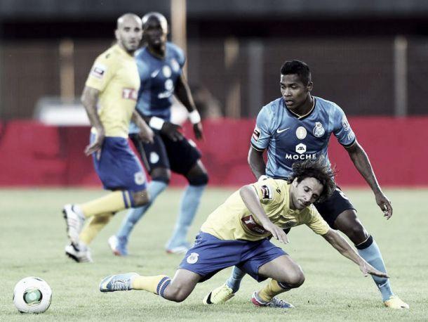 Arouca x FC Porto: Continuar ao ritmo da «Champions»