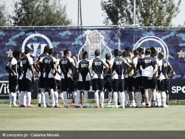 As soluções da equipa B do FC Porto
