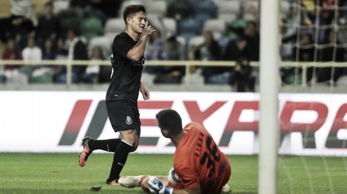 Porto pudo doblegar a Gafanha y avanzó en la Taça de Portugal