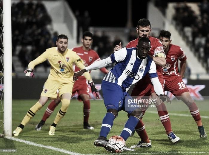 Gil Vicente x FC Porto: Dragões com um pé e meio no Jamor