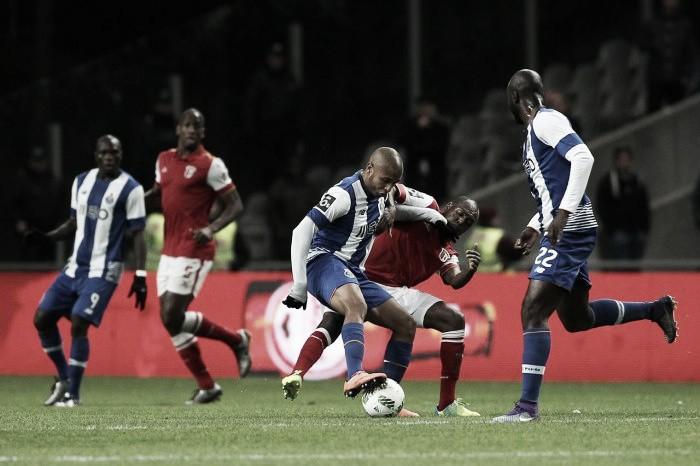 Braga x Porto: Braga aproveita desnorte portista e o título volta a fugir da Invicta
