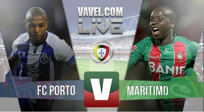 ResultadoPorto 1-0 Marítimo na Liga NOS 2015/2016