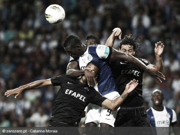 Académica x FC Porto: Um jogo de extremos