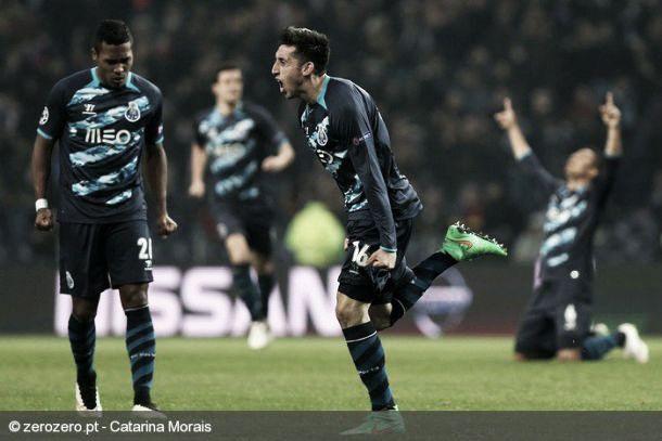 FC Porto goleia Basileia na noite de gala no Dragão