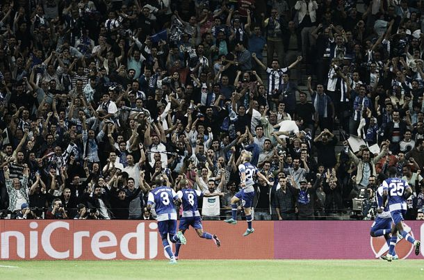 FC Porto de vento em popa na 'Champions': Dragão com chama europeia