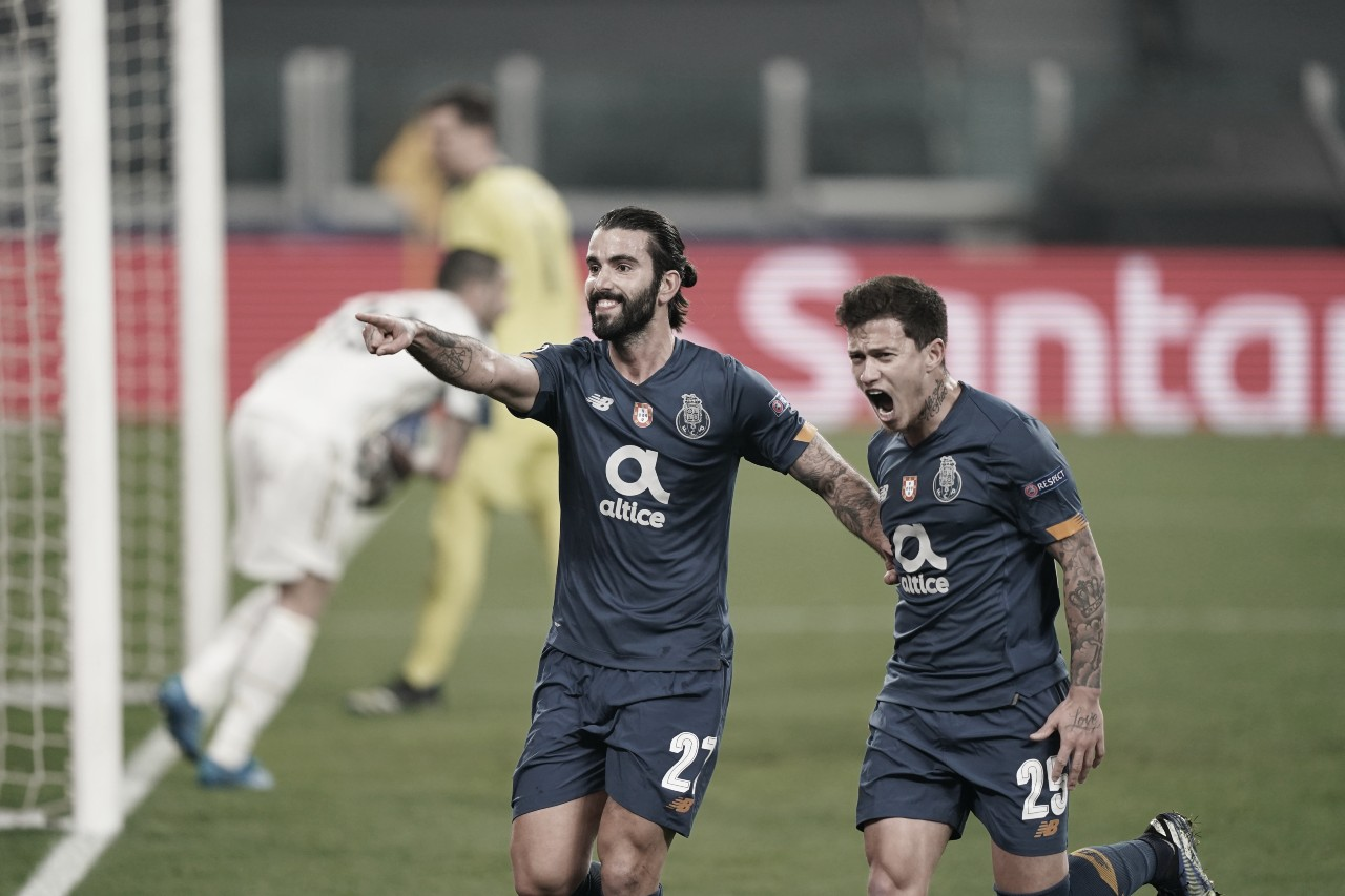 Juventus vence, mas Porto se classifica às quartas de final da Champions