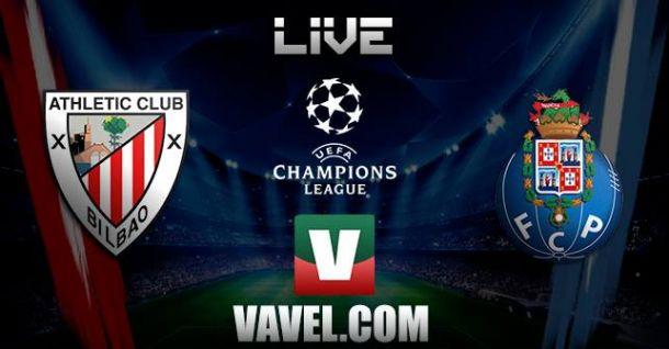 Athletic de Bilbao vs Oporto en vivo y directo online