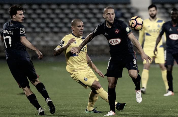 Resumen Porto 0-0 Belenenses en Taça da Liga 2016