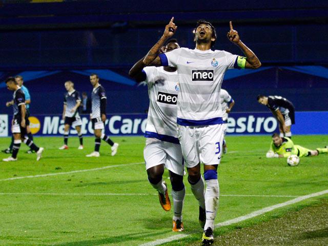 Porto logra con un juego efectivo sacar los 3 primeros puntos en esta Champions