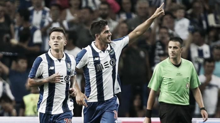André Silva marca e Porto vence Villarreal em amistoso de pré-temporada
