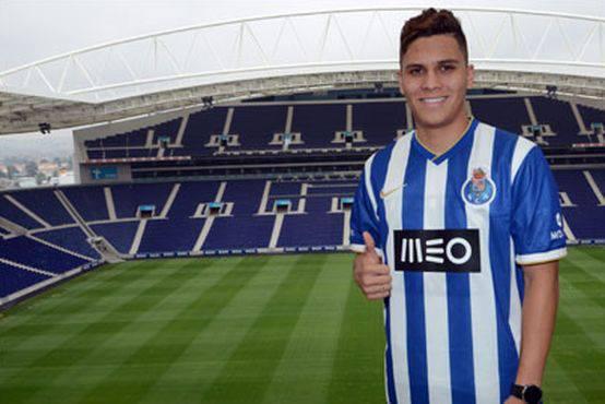 Porto firma a Juan Fernando Quintero por cuatro años