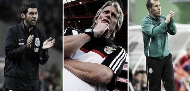 Porto, Benfica e Sporting estreiam na Liga Sagres neste domingo com novidades