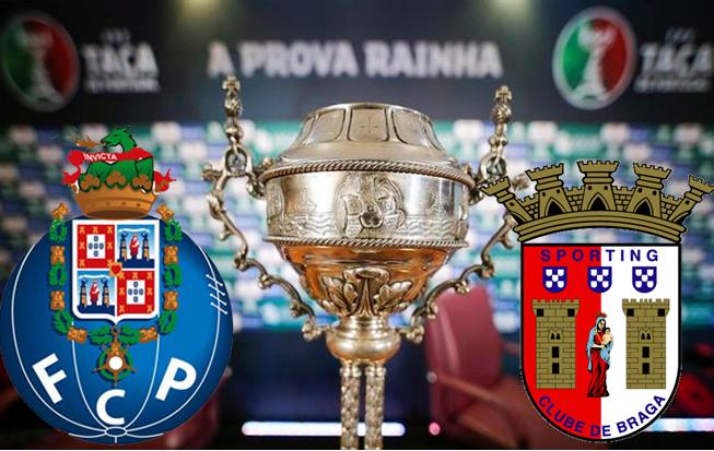 FC Porto x Braga EM DIRETO e ao vivo