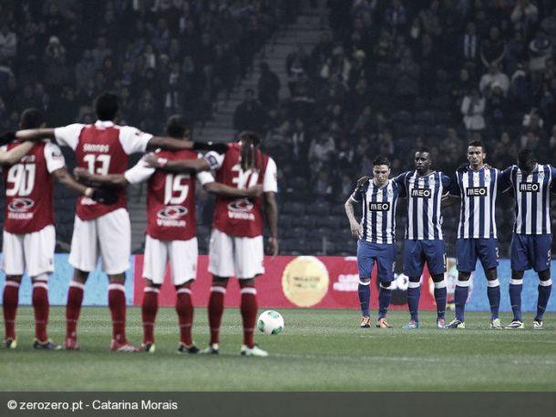 FC Porto x SC Braga: Jogo grande da jornada