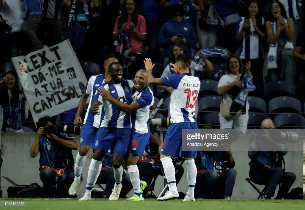FC Porto vence turcos do Galatasaray