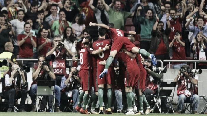 Qualificazioni Russia 2018 - Portogallo al Mondiale! Battuta la Svizzera 2-0