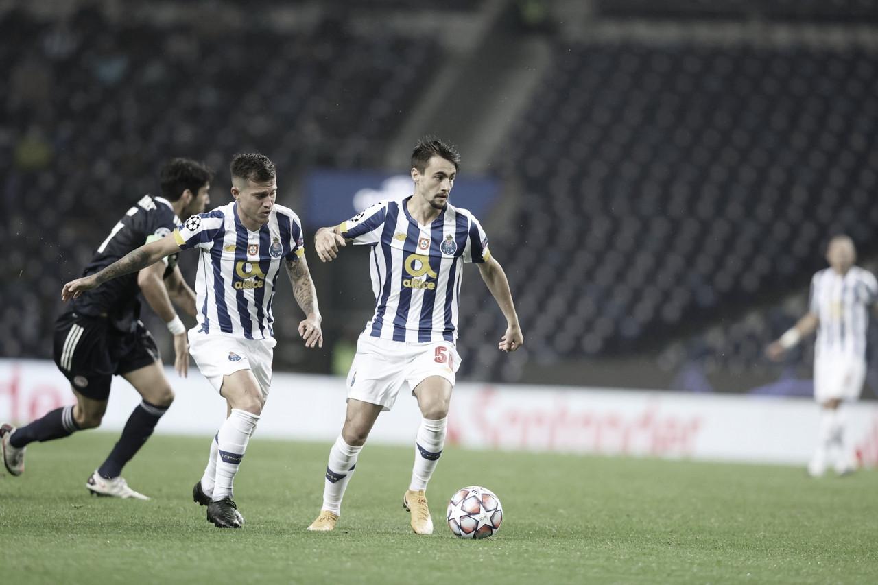Porto bate Olympiacos e vence sua primeira partida na Champions
