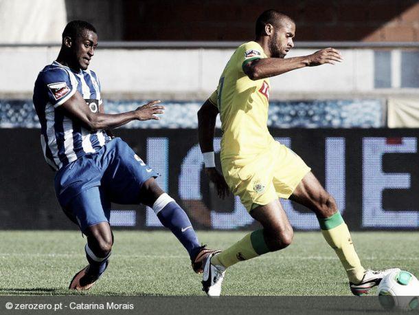 Paços de Ferreira defronta FC Porto