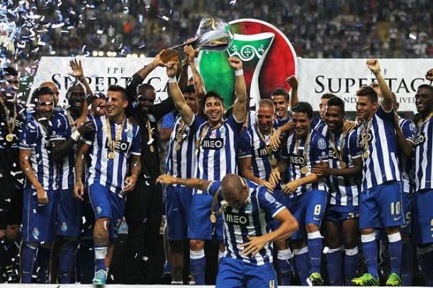 Porto domina, vence Vitória de Guimarães com tranquilidade e fatura Supertaça Cândido Oliveira