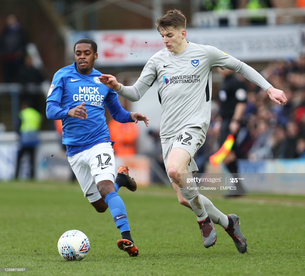 Peterborough came out on top when these sides met in March, who will triumph here?<div>Kieran Cleeves - Getty Images</div>