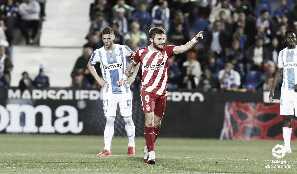 El Girona asalta Butarque