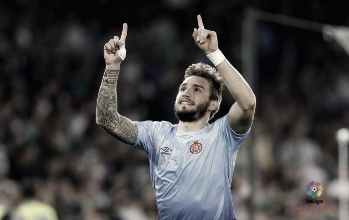 Atlético de Madrid - Girona FC: puntuaciones del Girona, jornada 20 de la Liga Santander