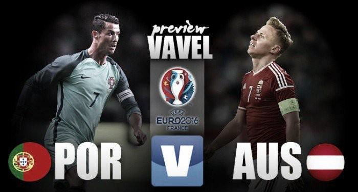 Euro 2016, Gruppo F: Portogallo ed Austria in cerca dei tre punti