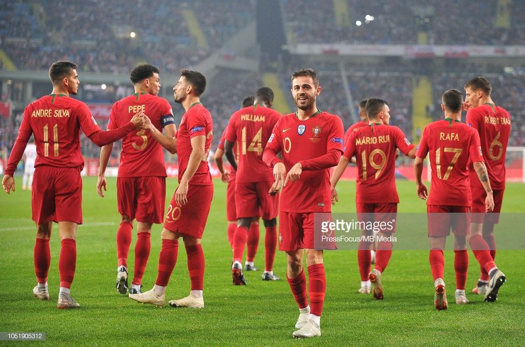 Portugal vence a Polónia para a Liga das Nações