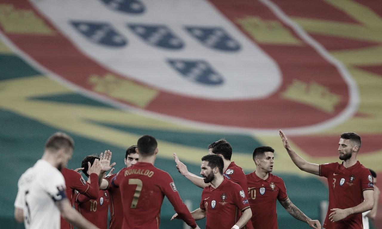 Portugal domina Azerbaijão e estreia com vitória nas Eliminatórias