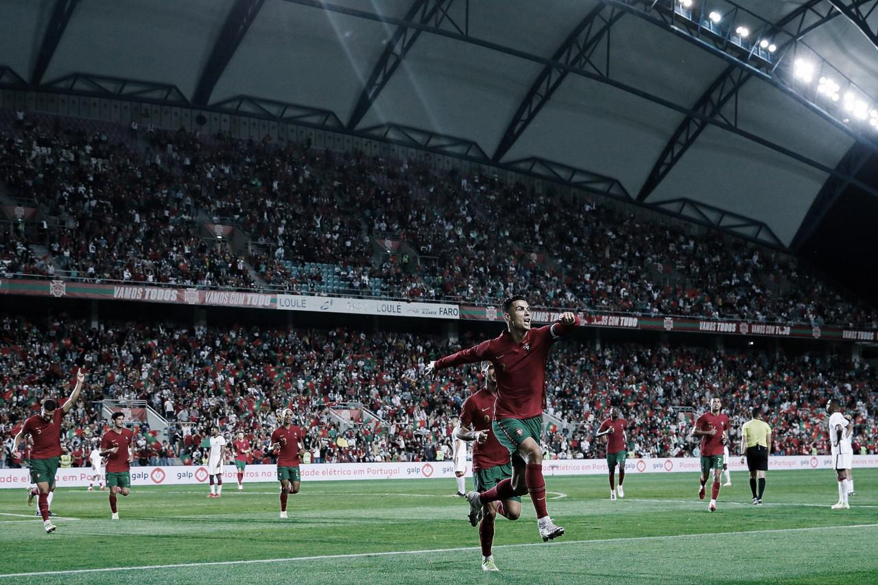 Gols e melhores momentos de Portugal 5x0 Luxemburgo pelas Eliminatórias Europeias da Copa do Mundo 2022
