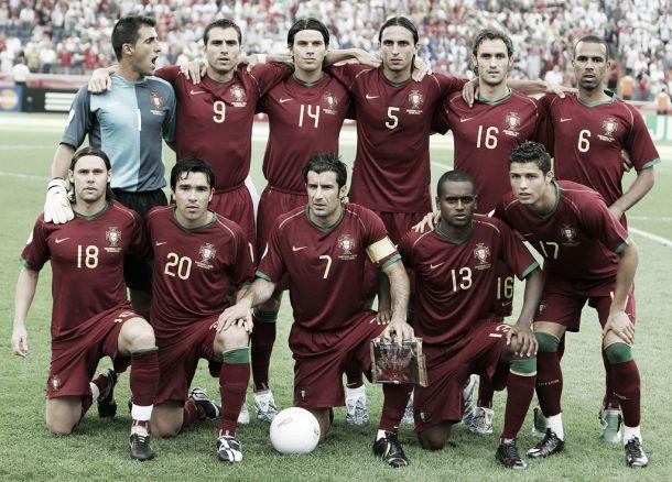 Portugal no Mundial: Alemanha 2006