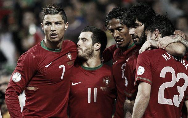 Portugal 2013: el esfuerzo para llegar al Mundial
