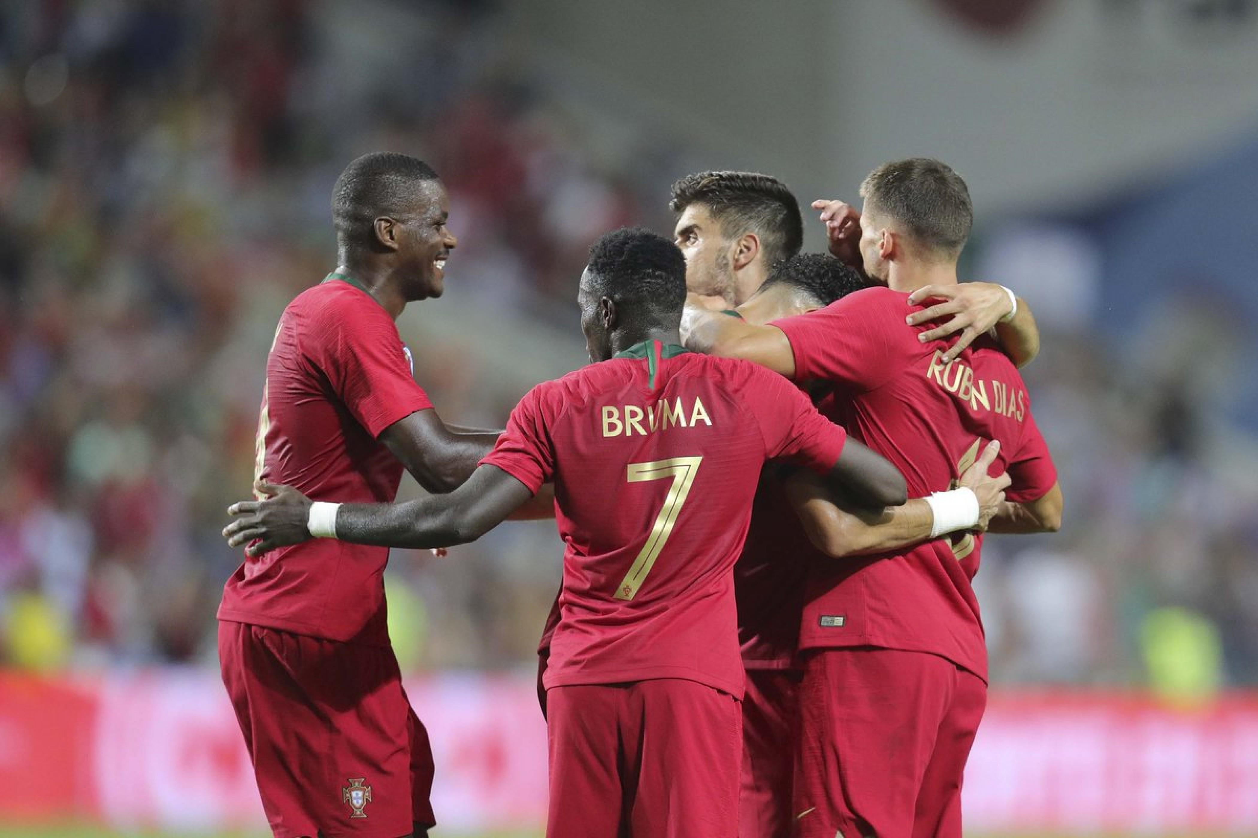 Portogallo - Le scelte di Santos verso l'Italia