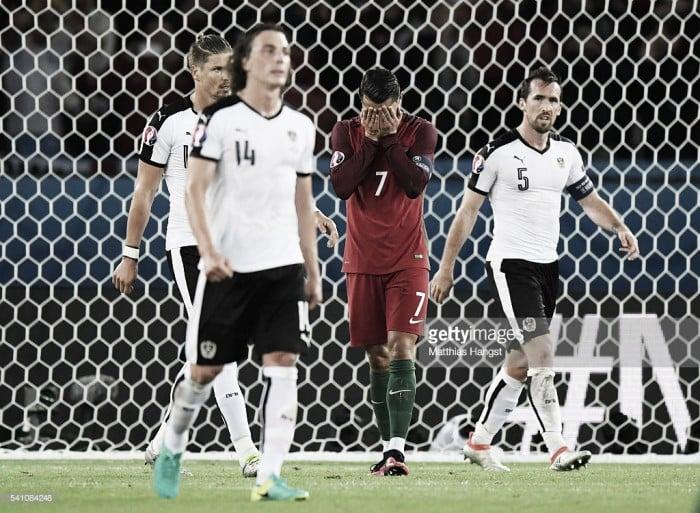 Portugal x Áustria : Ninguém merece!