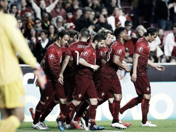 Grupo I: Vitória portuguesa vale o primeiro lugar