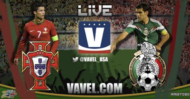 Bồ Đào Nha vs Mexico