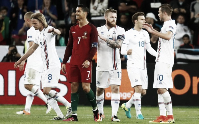 Portugal player ratings in their 1-1 draw with Iceland