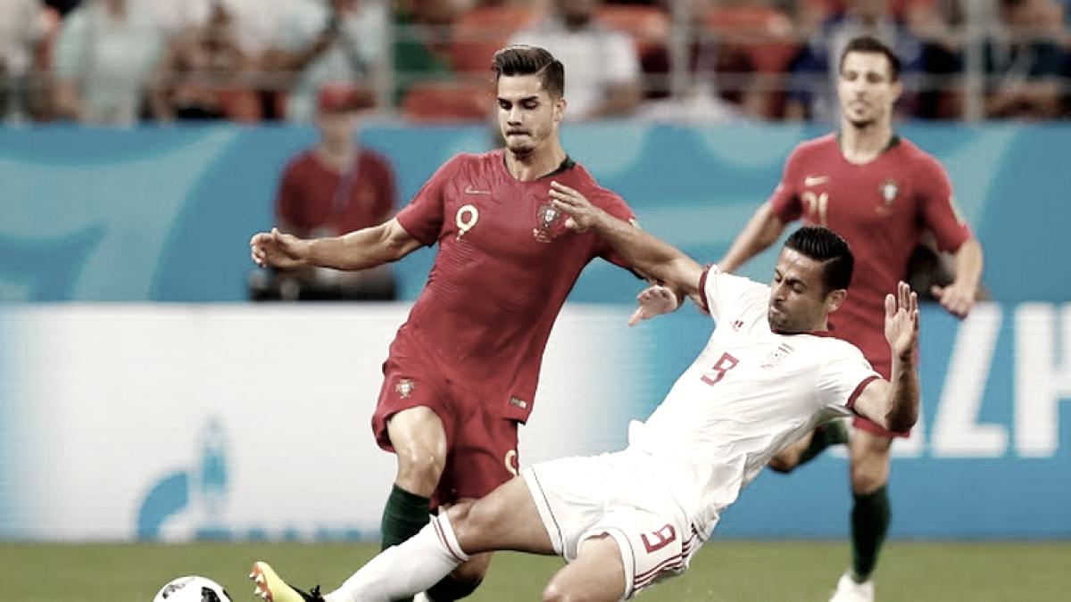Cardíaco empate entre Portugal e Irán