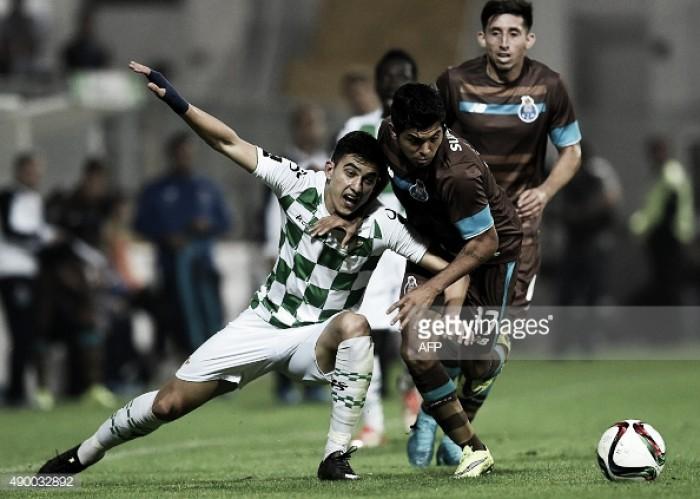 Porto x Moreirense: Dragões condicionados enfrentam Moreirense sem o seu melhor marcador