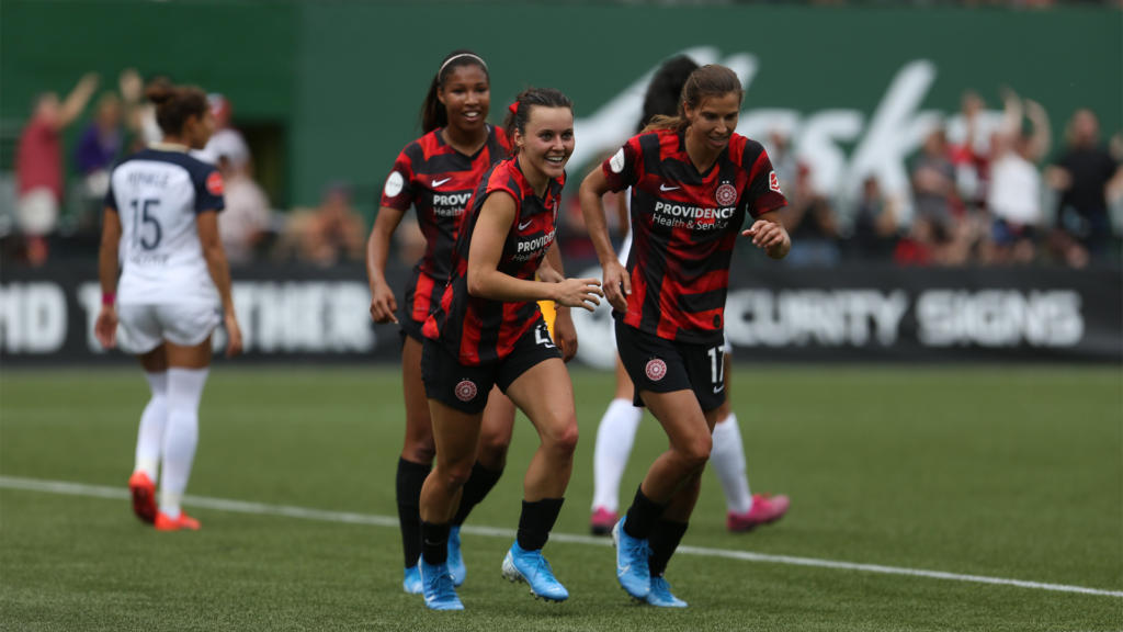Portland Thorns FC vs North Carolina Courage: A win without scoring