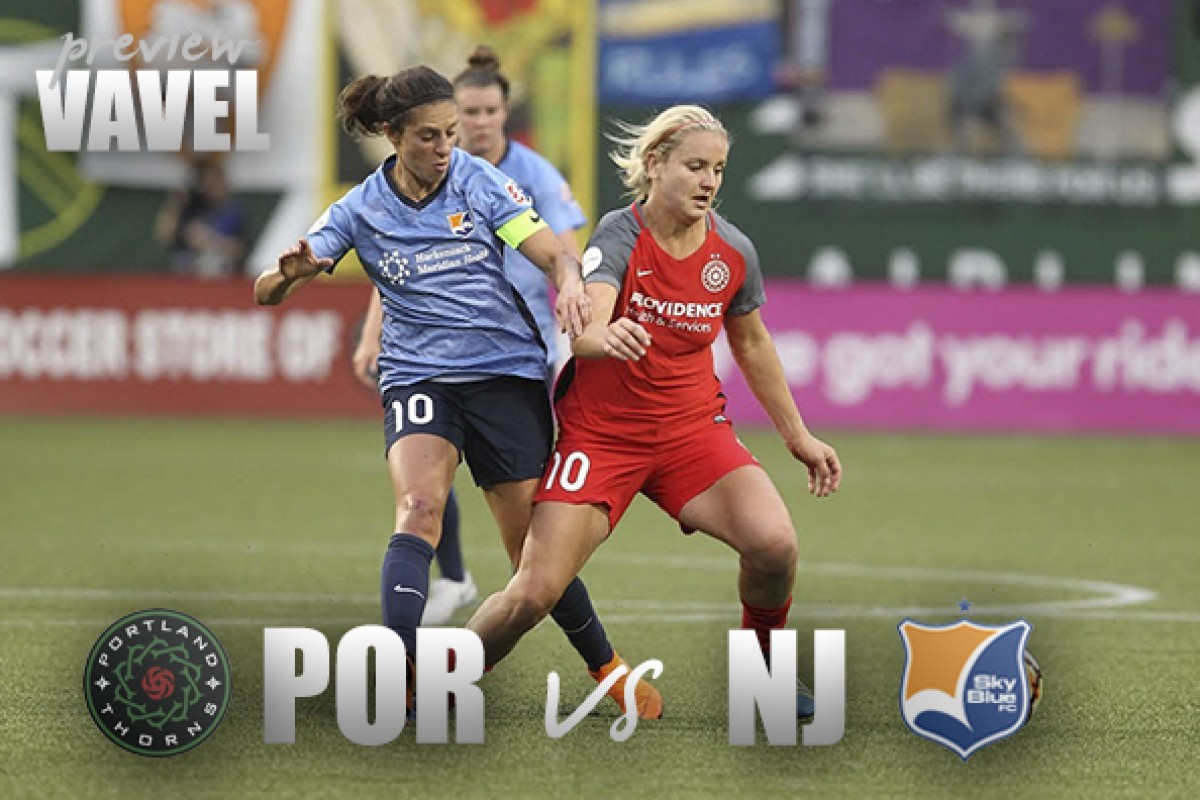Portland Thorns FC vs Sky Blue FC preview: Playoffs in sight for Portland