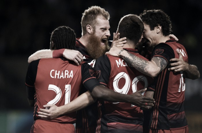 Portland Timbers pick up three important points against San Jose Earthquakes