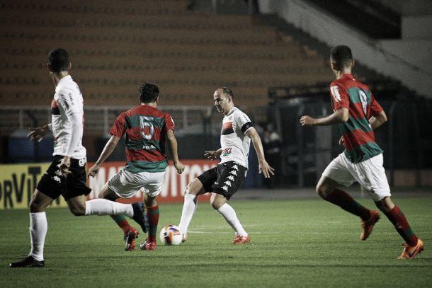 Portuguesa sai na frente, mas cede empate para o Brasil de Pelotas na Série C