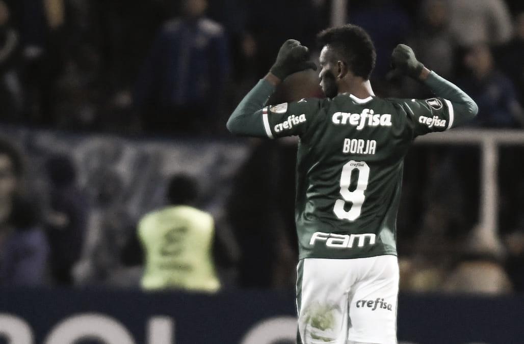 Palmeiras reage e busca empate contra Godoy Cruz nas oitavas da Libertadores