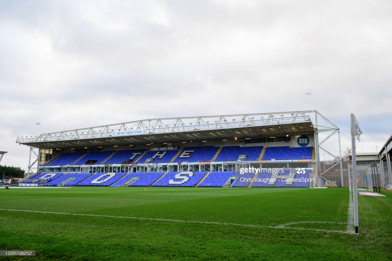 The Weston Homes Stadium, home to Peterborough United - Photo by Chris Vaughan | CameraSport via Getty Images