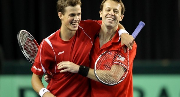 Vasek Pospisil Chooses Milos Raonic Over Daniel Nestor As Olympic Doubles Partner