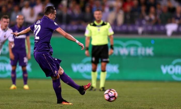 Fiorentina, pari col Milan: le dichiarazioni di Sousa nel post-partita