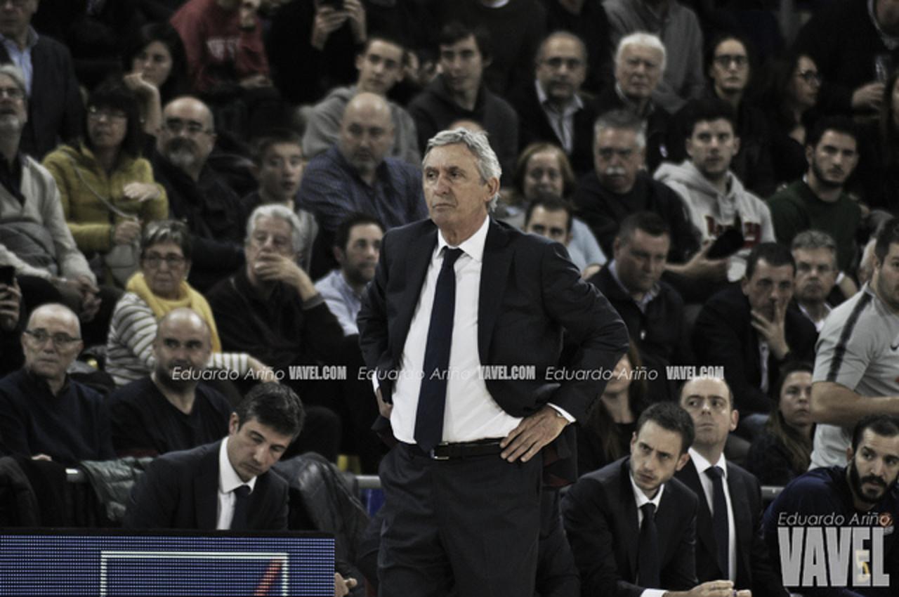 """Pesic: """"En el tercer cuarto jugamos excelente gracias a nuestra defensa"""""""