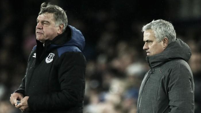 """Sam Allardyce: """"Ambos goles fueron por errores nuestros"""""""